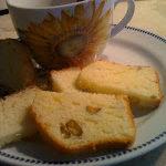 PLUM CAKE CON PISTACCHI