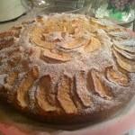 VALENTINA' S APPLE CAKE