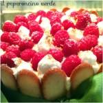 TORTA MANDORLE, CREMA MERINGATA E LAMPONI e …Happy Birthday to ME !!!!!