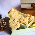 Biscotti Spritz alla Vaniglia