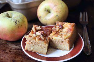 torta-mela-senza-zucchero