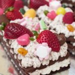 Cream Tart con frolla al cacao