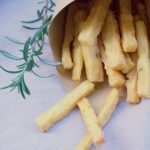 Chips di ceci e mais