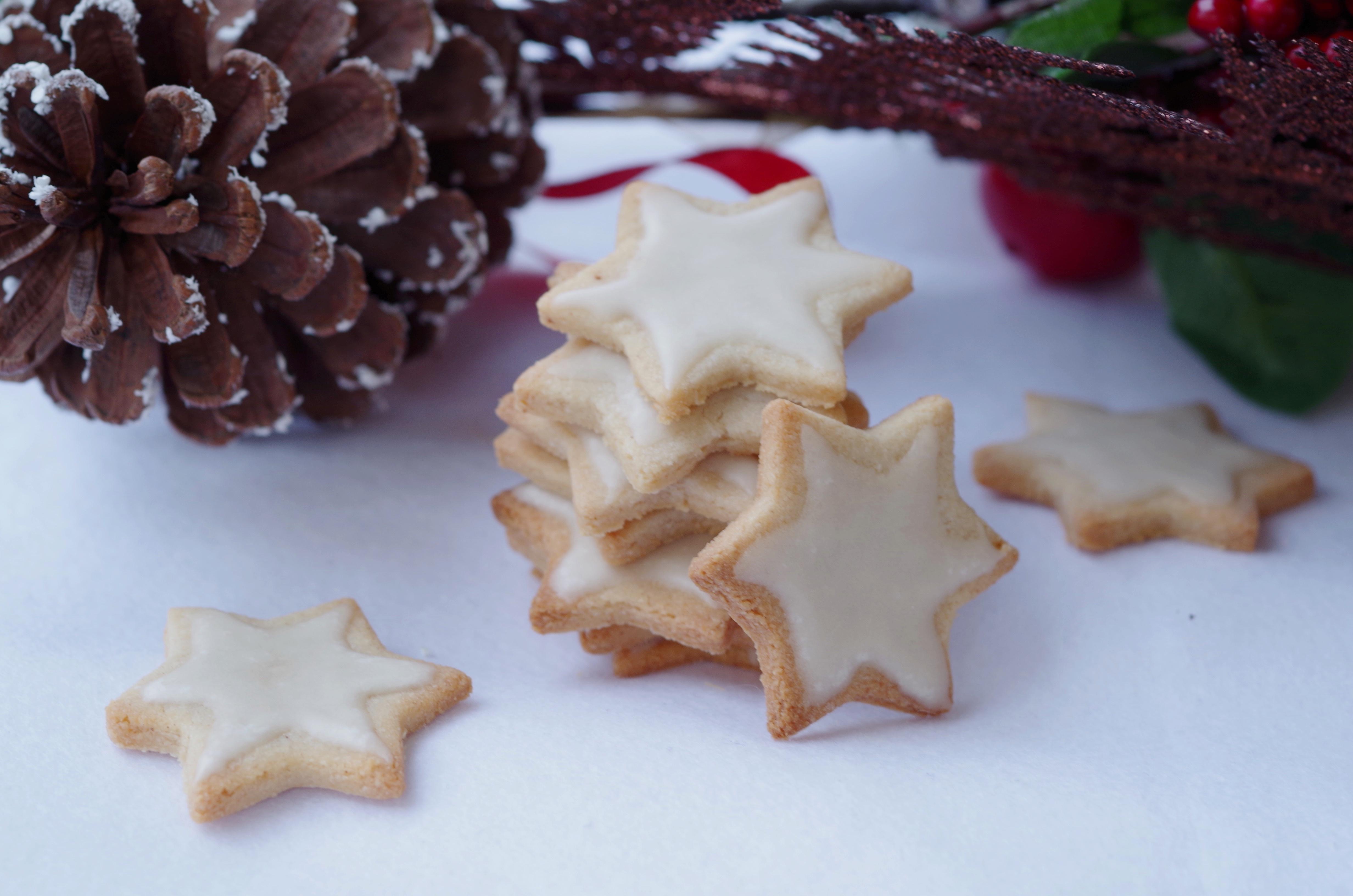 Biscotti Di Natale Zimtsterne.Ricetta Zitmsterne Il Peperoncino Verde