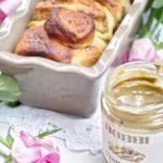 Pan brioche veloce al pistacchio