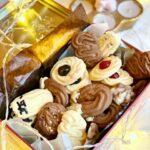 Frollini di frolla montata, un unico impasto per vari tipi di biscotti!!!