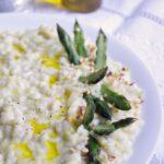 Risotto asparagi e mascarpone